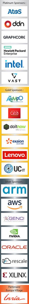 Sponsors Teratec